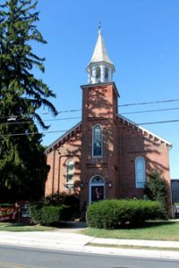 St. Paul's Evangelical Lutheran Church, Myersville, MD
