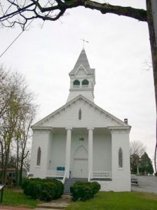 Resurrection Reformed Church, Burkittsville, MD