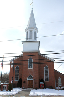 History of the Jefferson United Church of Christ, Jefferson, MD